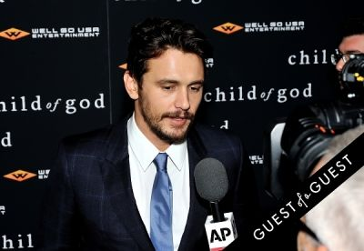 james franco in Child of God Premiere