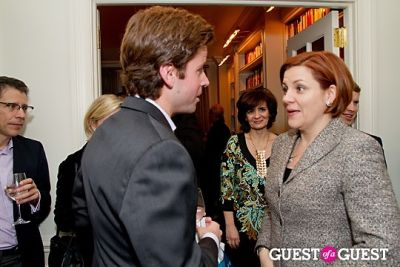 "christine quinn in City Council Speaker Christine Quinn ""Meet and Greet"""