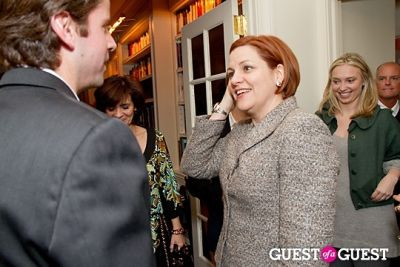 "annie mullaly-weir in City Council Speaker Christine Quinn ""Meet and Greet"""