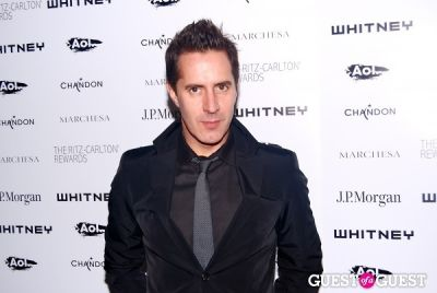 james gardner in Whitney 2011 Studio Party