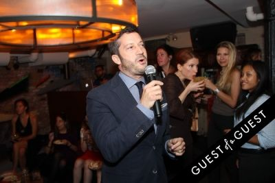 james gersten in BR Guest Celebrates Partnership with Feedie App at Troy Liquor Bar