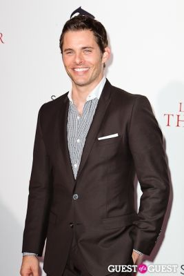 james marsden in The Butler NYC Premiere