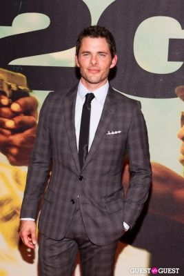 james marsden in 2 Guns Movie Premiere NYC