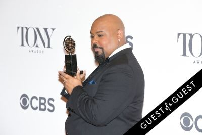 james monroe-iglehart in The Tony Awards 2014