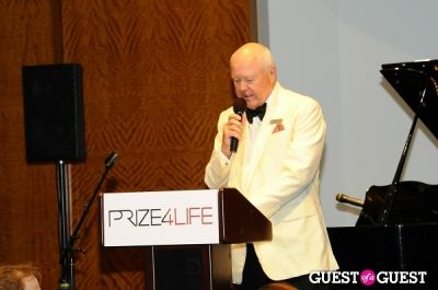 james niven in The 2013 Prize4Life Gala