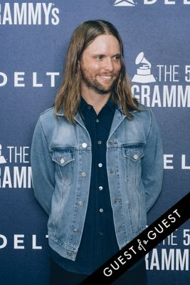 james valentine in Delta Air Lines Kicks Off GRAMMY Weekend With Private Performance By Charli XCX & DJ Set By Questlove