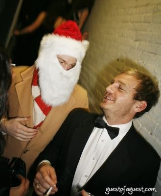 james willis in Masquerade christmas party
