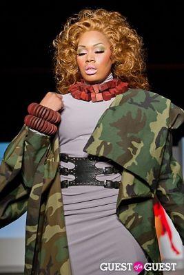 jamesha holmes in Fame Rocks Fashion Week 2012 Part 11