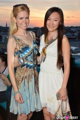 rachel wang-pang in Sip With Socialites May Fundraiser