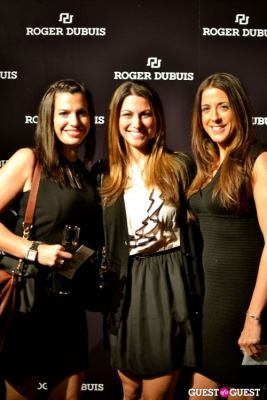 jamie bozzo in Roger Dubuis Launches La Monégasque Collection - Monaco Gambling Night