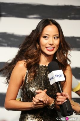 jamie chung in [NYFW] Day 6 - Alice and Olivia SP 2013 Presentation