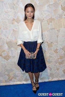 jamie chung in Alice and Olivia Presentation