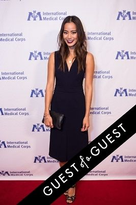 jamie chung in International Medical Corps Gala
