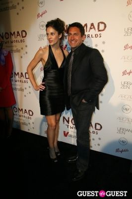 jamie durie in Nomad Two Worlds Opening Gala
