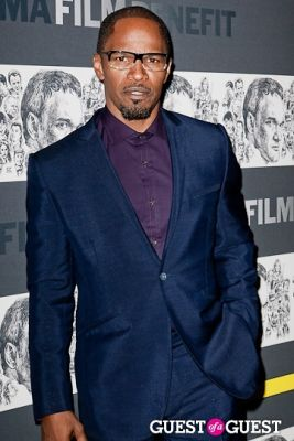 jamie fox in Museum of Modern Art Film Benefit: A Tribute to Quentin Tarantino