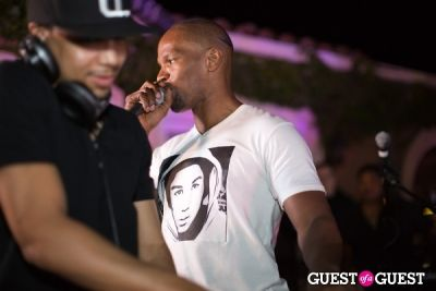 jamie foxx in Jamie Foxx & Breyon Prescott Post Awards Party Presented by Malibu RED
