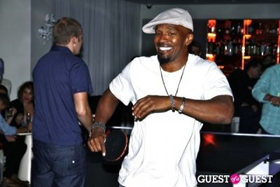jamie foxx in Semi Precious Weapons After Party.