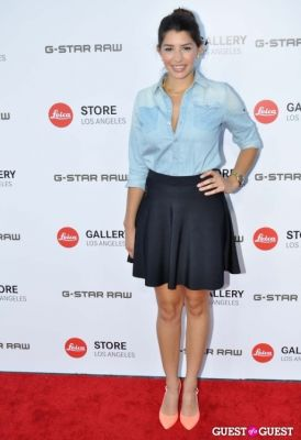 jamie gray-hyder in Leica Store Los Angeles: Grand Opening