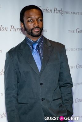 jamie hector in Gordon Parks Centennial Gala