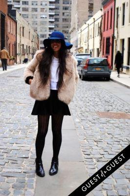 jamie kahen in NYU Street Style 2015