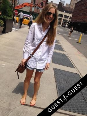 jamie leone in Summer 2014 NYC Street Style
