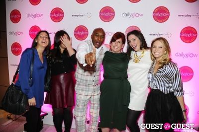 hillary bell in Daily Glow presents Beauty Night Out: Celebrating the Beauty Innovators of 2012