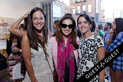 rachel champlin in Thom Filicia Celebrates the Lonny Magazine Relaunch