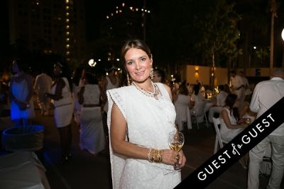 jana boyd in Le Diner En Blanc Los Angeles 2015