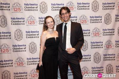 jana naroschina in Italy America CC 125th Anniversary Gala