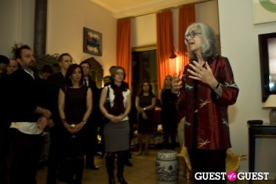 jane aronson in Worldwide Orphan Foundation Cocktail Party