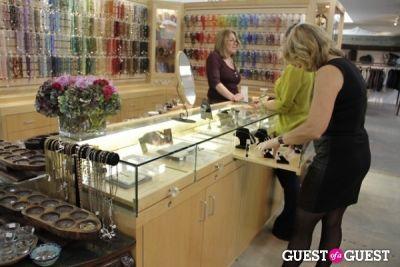 jane basch in LAFW 2011: Jane Basch Trunk Show