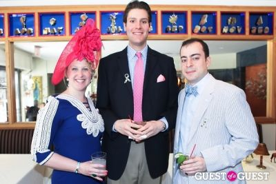 robert alaimo in The 4th Annual Kentucky Derby Charity Brunch