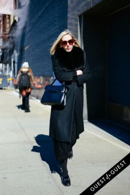 jane keltner-de-valle in NYFW Street Style Day 1