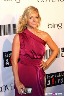 jane krakowski in COVERGIRL Presents, Keep A Child Alive's Black Ball NY 2010