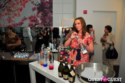 jane mallen in Nival Salon and Spa Launch Party