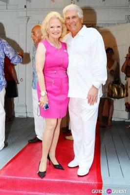 "jane and-joe-pontarelli in Wanda Murphy's ""Summer Uplifts"" Opening Reception"
