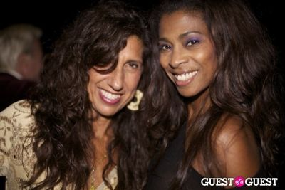 liza vassell in Aleim Magazine 3rd Issue Launch Party