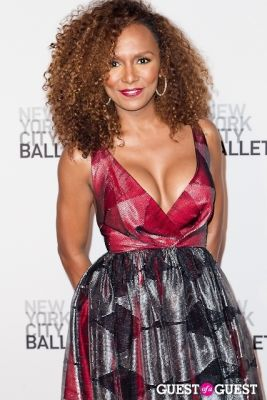 janet mock in New York City Ballet's Fall Gala