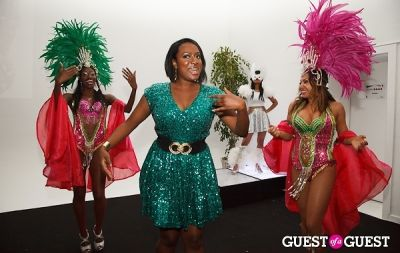 janet williams in Brave Chick Holiday Resort Line Launch & Charity Celebration