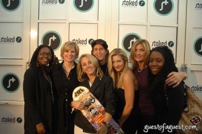 janiese void in Stoked Awards 2009