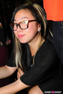 janine lai in Book Release Party for Beautiful Garbage by Jill DiDonato