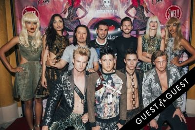 aleksei zimnitca in Mister Triple X Presents Bunny Land Los Angeles Trunk Show & Fashion Party With Friends