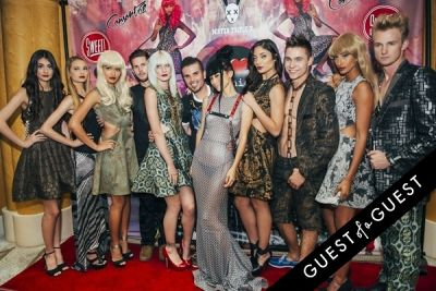 bai ling in Mister Triple X Presents Bunny Land Los Angeles Trunk Show & Fashion Party With Friends