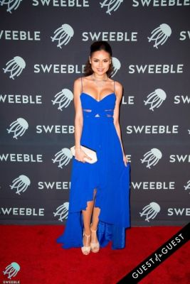 janira kremets in Sweeble Launch Event