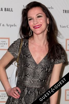 janis gardner-cecil in NY Academy of Art's Tribeca Ball to Honor Peter Brant 2015