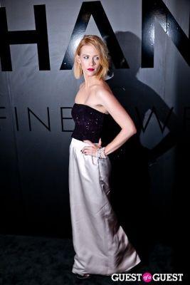 january jones in Chanel Fine Jewelry Presents