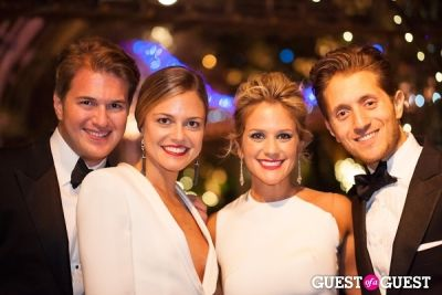 brittany weeden in New York Botanical Garden Winter Wonderland Ball