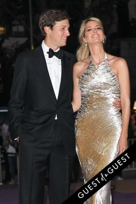 jared kushner in NYC Ballet Fall Gala 2014