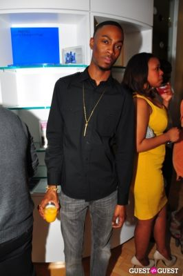 jarrick brown in Nival Salon and Spa Launch Party