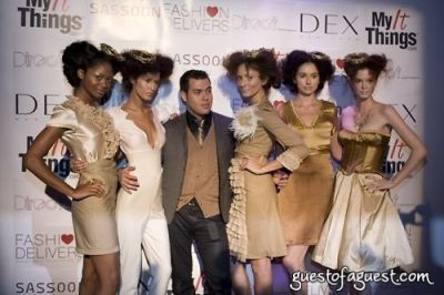 adolfo sanchez in My It Things Runway Show